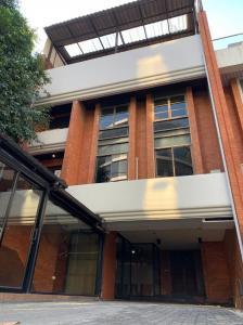 เช่าโฮมออฟฟิศวิทยุ ชิดลม หลังสวน : Home Office + Shophouse [Ruamrudee] โฮมออฟฟิศ + หน้าร้าน ให้เช่า ซอย ร่วมฤดี เพลินจิต