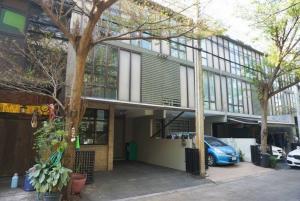 For SaleTownhouseKaset Nawamin,Ladplakao : Beautiful 3-storey townhome for sale, good condition, 4.5 million, loft style, Areeya To Bee Kaset-Nawamin Project Location: Soi Lat Pla Khao. Lat Pla Khao Road, Chorakhe Bua Subdistrict, Lat Phrao District, Bangkok. Sell 3-storey townhome, loft style, Ar