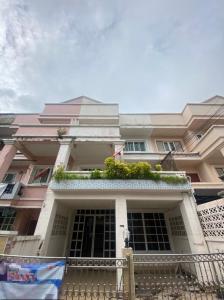 For SaleShophouseLadprao101, The Mall Bang Kapi : Commercial building for sale: Sahachok (064-6654666)