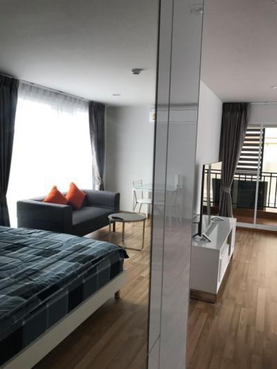 เช่าคอนโดอ่อนนุช อุดมสุข : (Owner Post) ให้เช่าคอนโด Regent Home 19 สุขุมวิท 93 เพียง 400 เมตร จาก BTS บางจาก