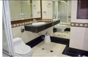 For RentCondoRatchadapisek, Huaikwang, Suttisan : YRC6405029 **For Rent Condo Prasertsuk Place Soi Ratchada 19** (Large room)