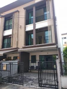 เช่าทาวน์เฮ้าส์/ทาวน์โฮมเอกชัย บางบอน : ให้เช่า ทาวน์โฮม 3 ชั้น หลังมุม โครงการ บ้านกลางเมือง กัลปพฤกษ์ กำนันแม้น ใกล้ โฮมโปร กัลปพฤกษ์