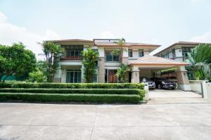 For SaleHouseOnnut, Udomsuk : Nusasiri Village, Sukhumvit 103, area 112.60 sq m, usable area 390 sq m, Udomsuk, Suan Luang, AN161