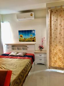 For RentCondoRamkhamhaeng,Min Buri, Romklao : Askan City Ramkhamhaeng 186 Building 6 Floor 2