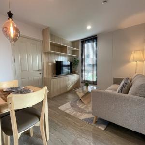 For SaleCondoOnnut, Udomsuk : Condo for sale, Regent Home Sukhumvit 97/1 (wide room, fully furnished with electrical appliances)