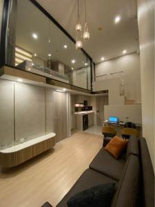 For RentCondoSathorn, Narathiwat : Beautiful room, new room, big room, Knightsbridge Prime Sathorn, ready to move in, good price
