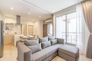 For RentCondoRatchathewi,Phayathai : Condo for rent, Pathumwan Resort, fully renovated Modern Loft Style