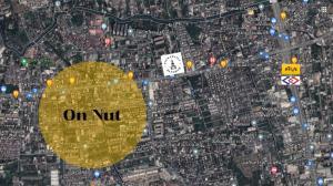 For SaleLandOnnut, Udomsuk : Land for sale, 4 rai, beautiful plot, On Nut Road, Soi 44.