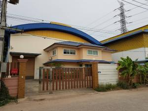 For SaleFactoryMahachai Samut Sakhon : 1 rai factory for sale with 2 storey office