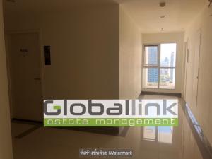 เช่าคอนโดพระราม 9 เพชรบุรีตัดใหม่ : # ลดรับหน้าฝน ชุ่มช่ำ❤️กันเลย( GBL1300 ) Room For Rent Project name :  Aspire พระราม9🔥Hot Price🔥 11,000baht