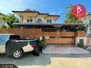 For SaleHouseEakachai, Bang Bon : House for sale, ready to move in, Thanthong Sweet House, Bang Bon, Bangkok.