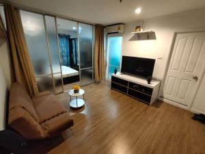 For RentCondoBang kae, Phetkasem : Urgent rent 🔥 get cashback 500 ฿ super cheap, beautiful decoration, Lumpini Ville Condo Bang Khae