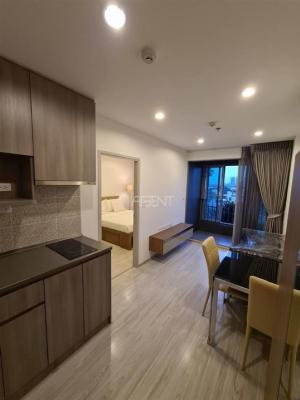 For RentCondoBang Sue, Wong Sawang : For rent 1 bedroom, fully furnished, brand new room, Ideo mobi bangsue, garden view