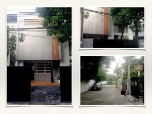 For RentTownhouseRatchadapisek, Huaikwang, Suttisan : LBH0132 3-storey home office for rent in Soi Ratchadaphisek 32, near Ladprao BTS station.