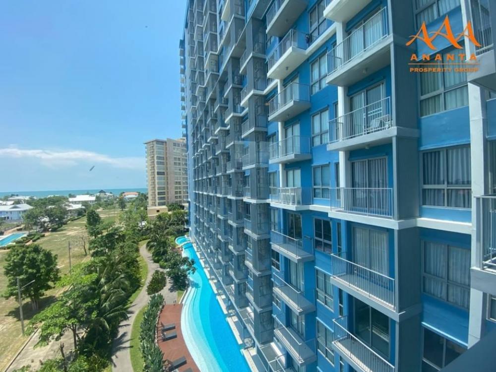 For SaleCondoCha-am Phetchaburi : 2 Bedroom Vacation Condo Hua Hin