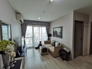 For RentCondoRatchadapisek, Huaikwang, Suttisan : ⭐️Life Ratchada 2 bed 2 bath fully furnished 25K Building A⭐️