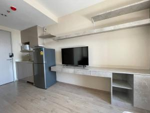 For RentCondoSiam Paragon ,Chulalongkorn,Samyan : Quick for rent, ideo q chula, beautiful room, new condition, high floor, beautiful view