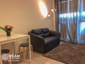 For RentCondoRama9, RCA, Petchaburi : RT006_M 💖Rhythm Asoke 2 near MRT Rama 9💖 Room never rented out, fully furnished 🔥🔥