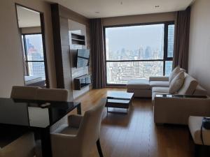 For RentCondoSathorn, Narathiwat : Condo for rent The Address Sathorn Type 2 bedroom 2 bathroom Size 87 sq.m. Floor 36
