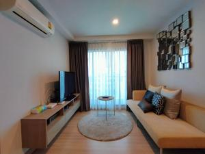 For RentCondoVipawadee, Don Mueang, Lak Si : 🦠COVID promotion 📣For rent urgently!!! Condo Knightsbridge Sky City Saphan Mai 🏢 Next to BTS Sai Yut Station 🚈 2 bedrooms, corner room, very nicely decorated, ready to move in, 41 sq.m., only 12,000/month 🔥🔥