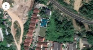 For SaleLandPhuket, Patong : Land for sale, title deed, size 82 sq m.
