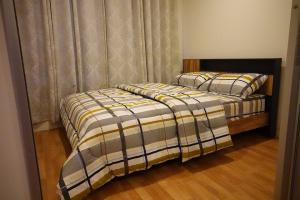 For RentCondoBang kae, Phetkasem : For rent Lumpini Ville Ratchaphruek-Bangwaek, room size 26.5 sq m. 📍Furniture is ready.