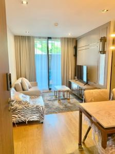 For RentCondoSiam Paragon ,Chulalongkorn,Samyan : For rent Altitude Define, 2 bedrooms, 2 bathrooms, 47 sq.m., newest room, never lived 27,900/month, 1 year