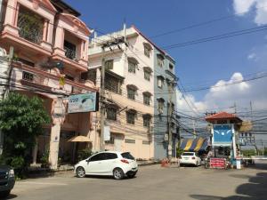 ขายตึกแถว อาคารพาณิชย์ลาดกระบัง สุวรรณภูมิ : ขายด่วนต่ำกว่าทุน หมู่บ้าน รุ่งกิจวิลล่า 9 ต้นถนนร่มเกล้า ใกล้สนามบินสุวรรณภูมิ เจ้าของขายเอง