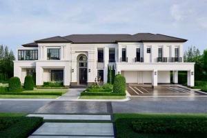 ขายบ้านพัฒนาการ ศรีนครินทร์ : POJ  302 ขายบ้านแสนสิริ พัฒนาการ ระดับ SUPER LUXURY ล่าสุด BY SANSiRi บ้านใหม่ขนาด 516 ตารางวา