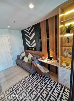 For RentCondoWitthayu,Ploenchit  ,Langsuan : 💯 For rent furnished room, new condo, Life one Wireless, 17th floor, size 36 sqm., near BTS Ploenchit