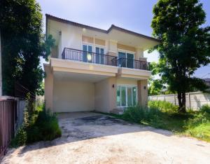 For SaleHouseRamkhamhaeng,Min Buri, Romklao : Baan Ratchaphruek, Ramkhamhaeng-Suwinthawong, get it, the closing price of the project Over a million baht discount