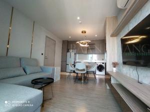 For RentCondoSukhumvit, Asoke, Thonglor : Rhythm Ekkamai 2 bedroom 2 bathroom) Near BTS Ekkamai