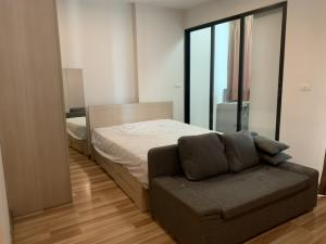 For RentCondoRatchadapisek, Huaikwang, Suttisan : Ideo Ratchada-Huay Kwang for rent, Studio room, south, size 25 square meters, 16th floor