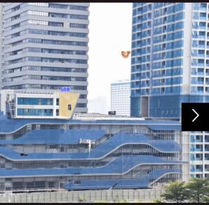 Sale DownCondoRama9, Petchburi, RCA : One9five 2 bedroom big size 68 sqm corner unit sale at contract price