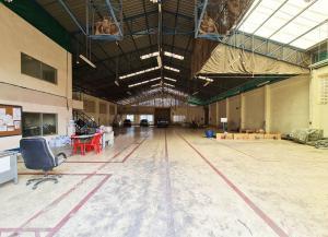 For RentFactoryChiang Mai : Warehouse/factory 674 sqm private loading yard near Chiang Mai airport