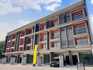 For SaleHome OfficeBang kae, Phetkasem : 100% full loan, home office, 4 parking spaces