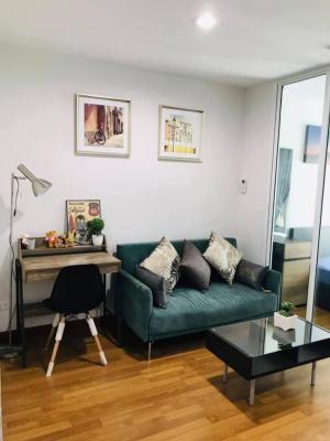 For RentCondoOnnut, Udomsuk : Regent 81, Soi Sukhumvit 81 (BTS On Nut) 🍁 Beautifully decorated room 🍁 Furniture and appliances complete