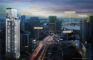 For SaleCondoSukhumvit, Asoke, Thonglor : 1 bedroom for sale, CELES ASOKE project, best price, like getting a presale price around VIP customers, can't find this price anymore.