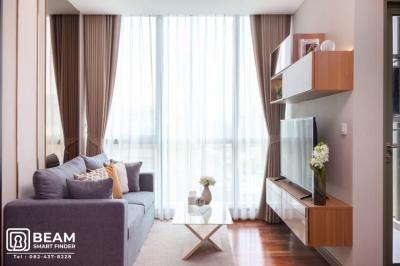 For RentCondoRatchathewi,Phayathai : WS003_P 💖Wish Signature Midtown Siam💖 **very beautiful room, fully furnished** near BTS Ratchathewi