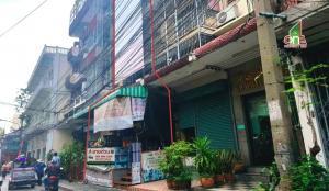 For SaleShophousePha Nakorn, Yaowarat : 6-storey commercial building, Mangkon Rd., Pom Pram Subdistrict, Pom Pram Sattru Phai District, Bangkok