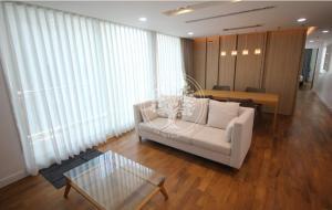 For SaleCondoSukhumvit, Asoke, Thonglor : 3 large bedrooms 4 bathrooms condominium for sale with tenants at Baan Siri Sukhumvit 31