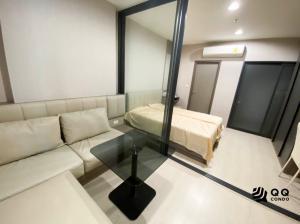 เช่าคอนโดท่าพระ ตลาดพลู : 💐🌷 ให้เช่า Ideo Thaphra Interchange - ขนาด 28 ตร.ม. 1 ห้องนอน โครงการน่าอยู่ เดินทางสะดวก 💐🌷