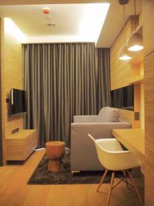 For RentCondoSukhumvit, Asoke, Thonglor : Condo for rent THE LUMPINI 24   Type 1 bedroom 1 bathroom Size 32 sq.m. Floor 20+