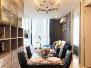 เช่าคอนโดสุขุมวิท อโศก ทองหล่อ : 🔥🔥 Noble Recole Sukhumvit 19 🔥Special Price🔥 For Rent  2 Bedroom 2 Bathroom 62 Sq.m