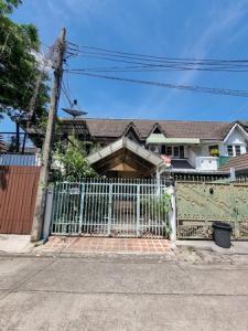 For SaleTownhouseLadprao101, The Mall Bang Kapi : ss032 2 storey townhouse for sale, Ladprao 110, Soi Sonthiwattana.
