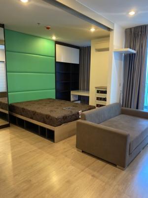 เช่าคอนโดสยาม จุฬา สามย่าน : ให้เช่า Ideo Q Chula Samyan 1 Bed 34 sqm20,000/เดือน Tel.0992429293