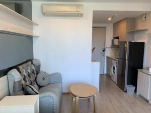 For RentCondoSiam Paragon ,Chulalongkorn,Samyan : Condo for rent, IDEO Q Chula-Samyan, 21 sqm., beautiful room, cheap, safe, student price