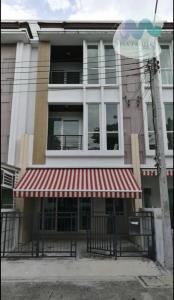 For SaleTownhouseLadprao 48, Chokchai 4, Ladprao 71 : Forr Sale 3-storey Townhome Bann  Klang Muang Essence Rama 9-Ladprao Soi Ladprao 84