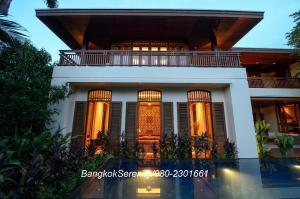 For SaleHouseSukhumvit, Asoke, Thonglor : House for sale in Sukhumvit-Located in middle of Sukhumvit area
