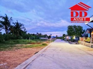 For SaleLandMahachai Samut Sakhon : Land reclamation Mueang Samut Sakhon, Samut Sakhon, 5 adjacent plots, 57 sq wa each
